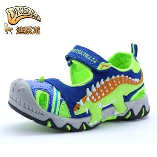 3d立体恐龙鞋