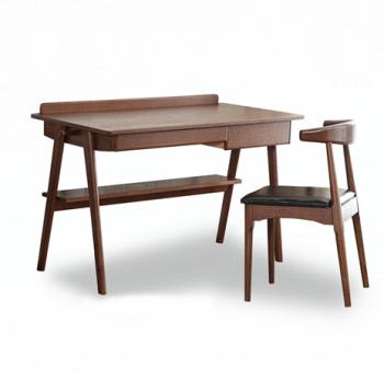 预售:明佳友 sz01 北欧实木书桌套装 (单桌 椅)