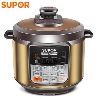 【苏泊尔厨电】6升智能电压力锅