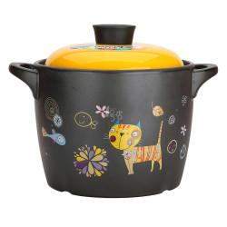 1号店超市MAXCOOK美厨 陶瓷煲高炖锅 3.5L