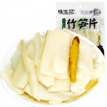 天猫杨生记 竹笋片 泡椒味 120g*34件