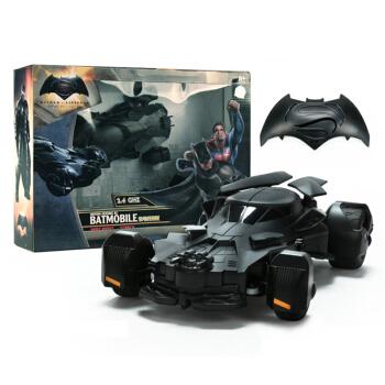 京东商城正版蝙蝠侠蝙蝠车  儿童电动遥控汽车 重力感应