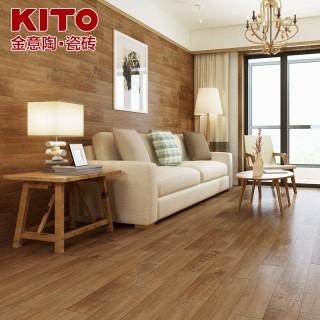 卧室仿木纹地板砖150*600