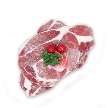京东商城限地区:恒都 有机切片眼肉牛排 500g*2件