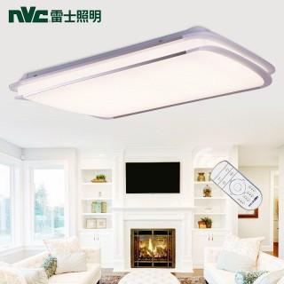 【雷士照明】led圆形客厅欧式卧室水晶吸顶灯具调光