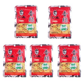 京东商城陶华碧老干妈 香辣菜 60g*5袋
