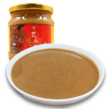 京东商城蔡林记 白芝麻酱 热干面拌面酱250g*4件