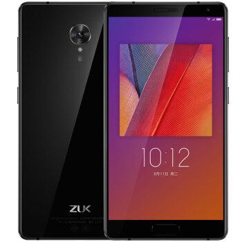 京东商城Lenovo联想 ZUK Edge 臻享版 6+64G 全网通手机 钛晶黑