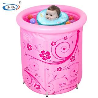 【区间价】婴儿合金支架保温游泳池70*78cm