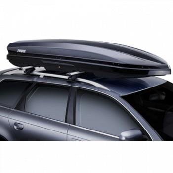 京东商城拓乐(THULE) 瑞典 Dynamic 800 车顶箱 旅行箱 黑色