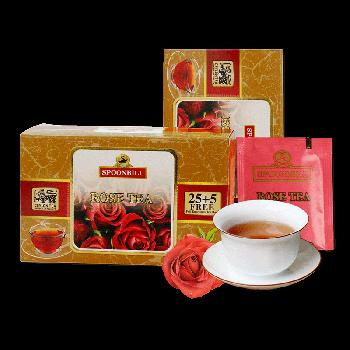 天猫MABROC HL-S35 锡兰红茶 玫瑰味袋泡茶 2g*30包