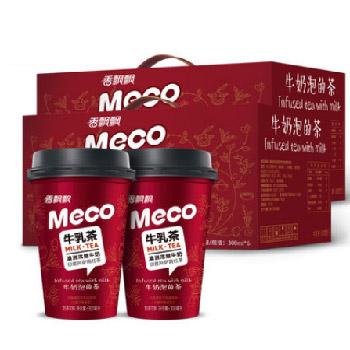 天猫双11预售:香飘飘奶茶 Meco牛乳茶 6杯装*2箱