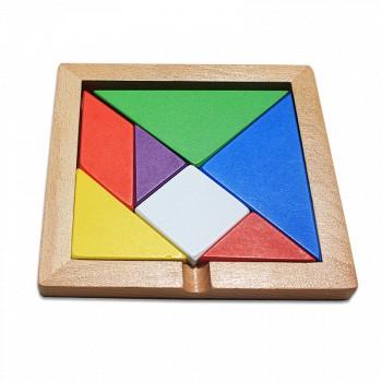 乐智小天地立体几何积木