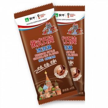 蒙牛 俄式巧纯冰淇淋巧克力口味65g