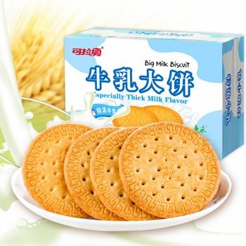京东商城可拉奥 牛乳大饼700g礼盒