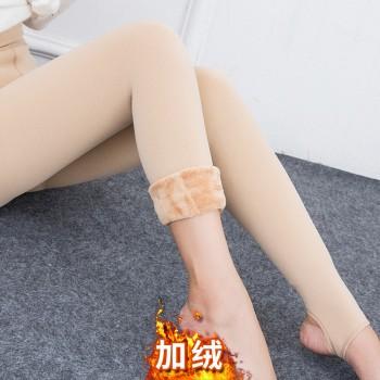 天猫晰媚服饰 秋冬加绒加厚保暖打底裤