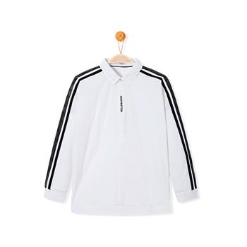 巴拉巴拉 童装男童长袖衬衫