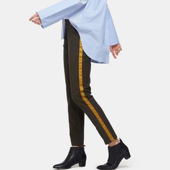 天猫Etam艾格 休闲时尚中性帅气直筒休闲长裤