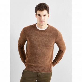 天猫双11预售:GAP盖璞 男士羊毛混纺毛衣