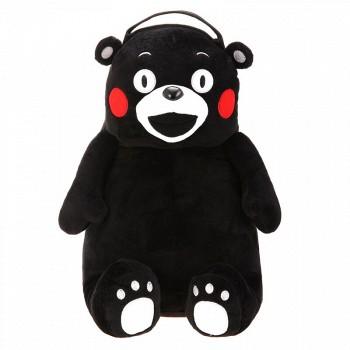 kumamon 日本熊本熊双肩包,可爱的熊本熊卡通外形设计,呆萌可爱