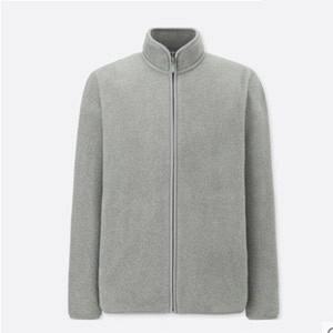 领部,前襟的滚边设计,动感又清爽.立领款式,防风保暖性能更佳.