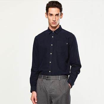 天猫1日0点:C&A 时尚百搭男士衬衫