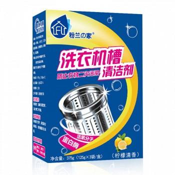 京东商城粉兰之家 洗衣机槽清洁剂375g 柠檬香