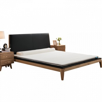京东商城可奈尔 乳胶床垫泰国进口天然乳胶海绵床褥1.5米