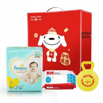 京东商城限地区:京东母婴 年货节新生礼盒