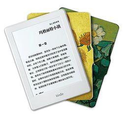 Kindle 电子书阅读器 入门版梵高博物馆套装麦田系列