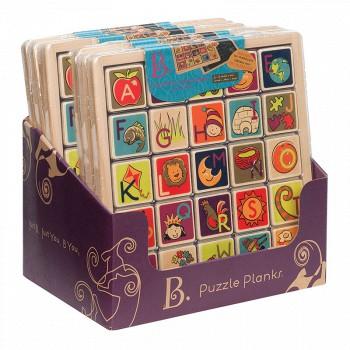 京东商城B.Toys比乐 磁性字母益智玩具*2件