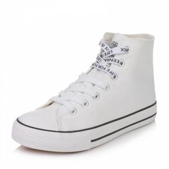 京东商城Teenmix天美意 情侣帆布鞋