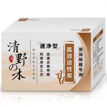 京东商城清野の木 高效活性炭 6kg
