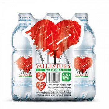 MIA密娅饮用水 500ml*24瓶