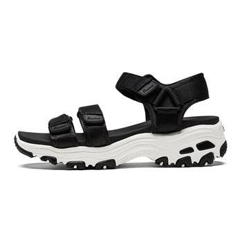 天猫1日0点:Skechers斯凯奇 Dlites 女子厚底增高凉鞋