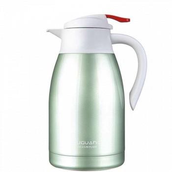 苏宁易购富光 304不锈钢大容量保温壶热水瓶1500ml