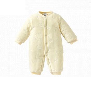 天猫双12预告:贝贝怡 三层夹棉婴儿保暖连体衣