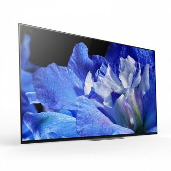 天猫新低!SONY索尼 65英寸4K OLED电视KD-65A8F