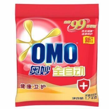 京东商城奥妙 全自动无磷洗衣粉 1700g*3件
