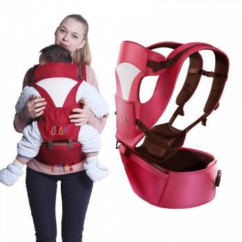 苏宁易购XUYAN序言 婴儿多功能腰登背带