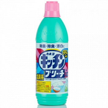 京东商城家耐优 KANEYO 厨房用漂白液(S)600ml/瓶