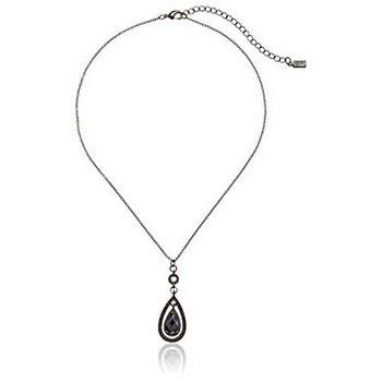 1928 jewelry 维多利亚泪珠吊坠项链