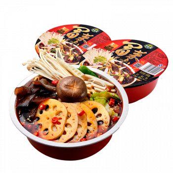 天猫吉香居 麻辣烫速食冒菜 自煮小吃 300g