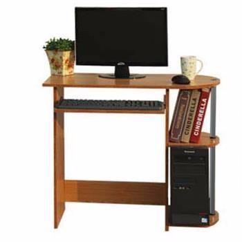 当当网商城双箭 睿智简易电脑桌 柚木色