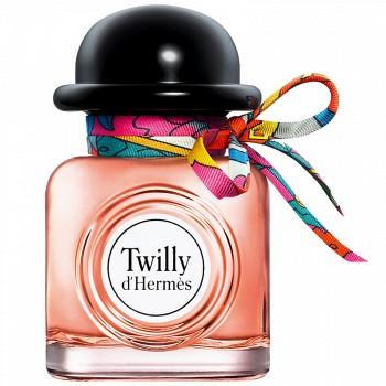 透明瓶身内盛装着色泽柔和的桃 色液体,瓶子上还系有色彩鲜艳的丝带