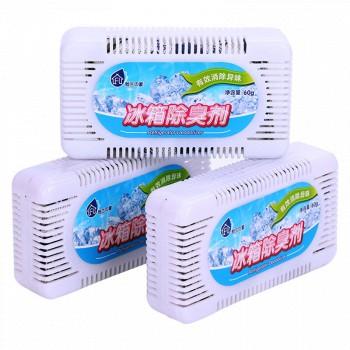 粉兰之家 冰箱保鲜除臭剂活性炭包去异味除味盒60g
