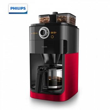 京东商城PHILIPS 飞利浦 HD7762/50 家用咖啡机