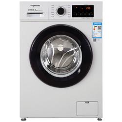 京东商城6日0点:Skyworth 创维 XQG90-B15NC1 9公斤 变频 滚筒洗衣机
