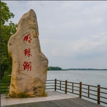 远离尘嚣 遇见自然 上海崇明岛明珠湖度假村&天鹅苑