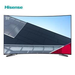 苏宁易购限地区:Hisense 海信 LED55E7CY 55英寸 液晶电视